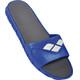 arena Watergrip Pool Sandals Men blue-dark grey
